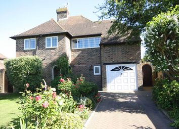 Thumbnail 4 bed detached house for sale in Cooden Drive, Bexhill-On-Sea
