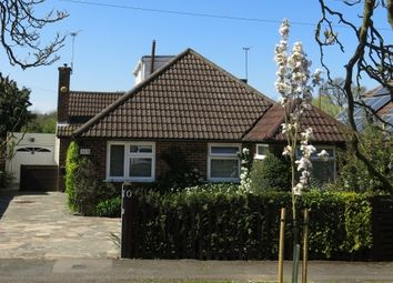 Thumbnail 4 bed bungalow for sale in Chestnut Grove, Woking
