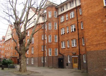 Thumbnail 1 bed flat to rent in Camlet Street, London