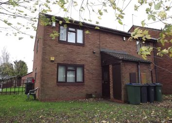 Thumbnail 1 bedroom maisonette for sale in Livingstone Road, West Bromwich