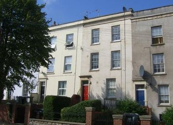 Thumbnail 1 bedroom flat to rent in Sussex Place, Montpelier, Bristol