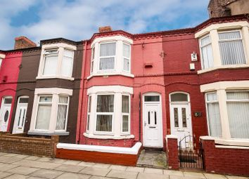 Thumbnail 3 bed terraced house for sale in Canon Road, Liverpool