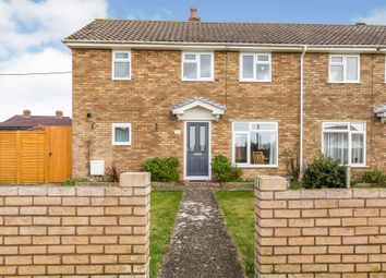 Thumbnail 2 bed semi-detached house for sale in Queensberry Road, Amesbury, Salisbury