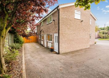 Thumbnail 2 bed flat to rent in Main Road, Goostrey, Crewe