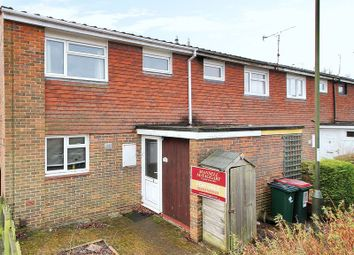 Thumbnail 3 bed terraced house for sale in Tussock Close, Bewbush, Crawley, West Sussex