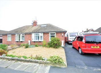 Thumbnail 1 bed semi-detached bungalow for sale in Brookdale Avenue, Cleveleys, Thornton Cleveleys, Lancashire