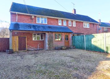 Canterton Lane, Brook, New Forest, Lyndhurst SO43. 4 bed semi-detached house for sale