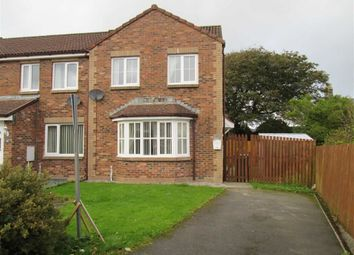Thumbnail 3 bed semi-detached house to rent in Church Meadows, Great Broughton, Cockermouth