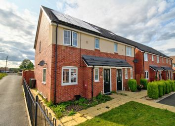 3 bed semi-detached house for sale in Bridleway Views, Evesham WR11
