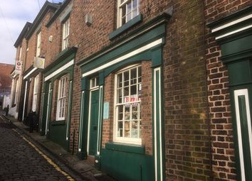 Thumbnail Retail premises to let in 23 Back Wall Gate, Macclesfield, Cheshire
