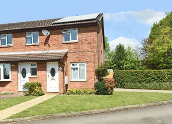 Thumbnail 2 bed end terrace house for sale in Woolwich Close, Bursledon, Southampton, Hampshire