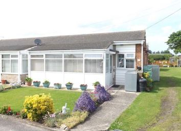 Thumbnail 2 bed bungalow for sale in Bungalow, Baythorpe Caravan Park, Burgh Road, Skegness
