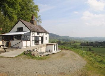 Thumbnail 2 bedroom detached house for sale in Llanfechain