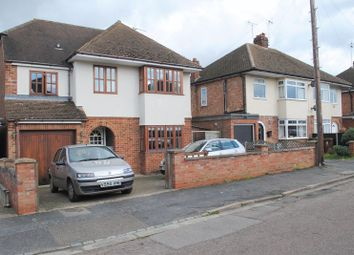 Thumbnail 4 bed detached house for sale in Link Road, Rushden