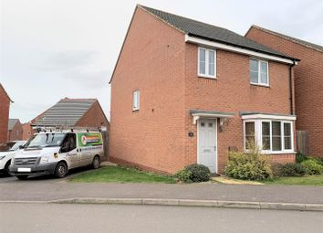 Thumbnail 4 bedroom detached house for sale in Spode Drive, Woodville, Swadlincote