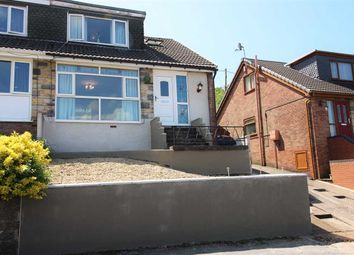 Thumbnail 3 bed bungalow for sale in Hillcrest Drive, Porth, Porth