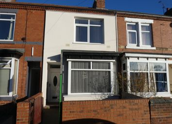 Thumbnail 3 bed terraced house for sale in Coronation Road, Warmsworth, Doncaster