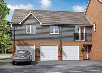 "Thumbnail 2 bedroom property for sale in ""The Ashbee"" at Allington Lane, Fair Oak, Eastleigh"