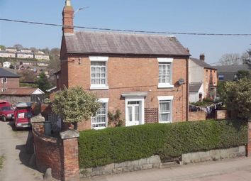 Thumbnail 3 bedroom detached house for sale in Sunville, Salop Road, Welshpool, Powys