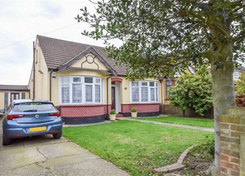 Thumbnail 2 bed semi-detached bungalow for sale in Queen Annes Drive, Westcliff-On-Sea, Essex