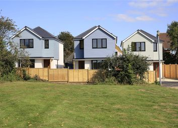 Thumbnail 2 bed country house for sale in Plots 1 - 3, Marlowe Way, Royal Wootton Bassett, Swindon