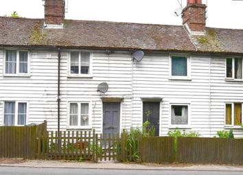 Thumbnail 2 bed terraced house for sale in Silver Hill, St. Michaels, Tenterden, Kent