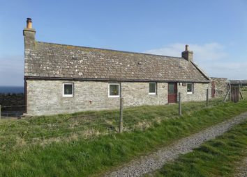 Thumbnail 1 bed detached bungalow for sale in Forss, Thurso