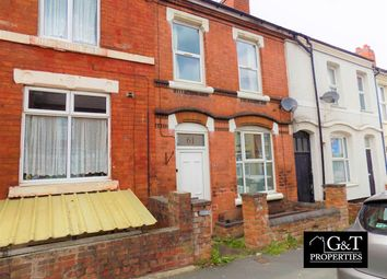 Thumbnail 2 bed terraced house to rent in Cecil Street, Walsall