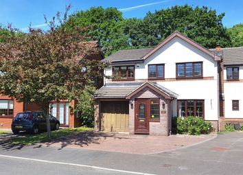 Thumbnail 4 bed detached house for sale in Heol Cambrensis, Pyle