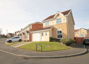 Thumbnail 3 bed detached house for sale in Heathfield, Chester Le Street