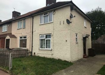 Thumbnail 2 bed semi-detached house to rent in Hunters Hall Road, Dagenham