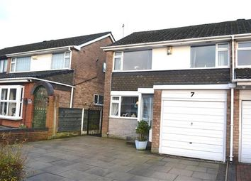 Thumbnail 3 bed semi-detached house for sale in Ribbesford Road, Highfield, Wigan