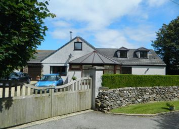 Thumbnail 5 bedroom detached house for sale in Merritts Hill, Illogan, Redruth