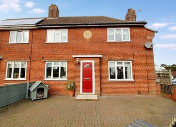 Thumbnail 3 bed semi-detached house for sale in Middletons Court, Middletons Lane, Norwich
