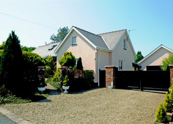 Thumbnail 4 bed detached house for sale in Dale Road, Haverfordwest