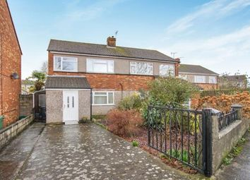 Thumbnail 3 bed semi-detached house for sale in Stanshawe Crescent, Yate, Bristol, South Gloucs