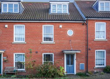 Thumbnail 4 bed town house for sale in Sheepcote Lane, Stowmarket