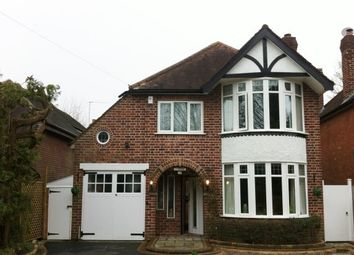 Thumbnail 3 bed property to rent in Earlswood, Solihull