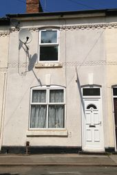 Thumbnail 2 bed terraced house to rent in Caldmore, Walsall