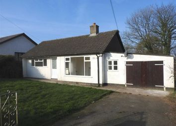 Thumbnail 2 bed detached bungalow for sale in Plwmp, Llandysul