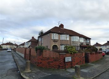 Thumbnail 3 bed semi-detached house for sale in Norville Road, Liverpool, Merseyside