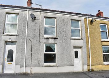 Thumbnail 3 bed terraced house for sale in New Road, Upper Brynamman, Ammanford