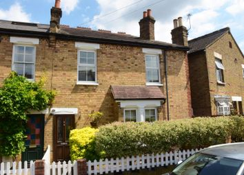 Thumbnail 2 bedroom end terrace house for sale in Brook Road, St Margarets, Twickenham