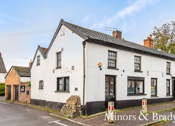 Thumbnail 4 bed semi-detached house for sale in Market Place, Hingham, Norwich
