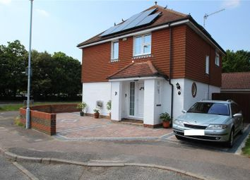Thumbnail 4 bed detached house for sale in Silverbirch Drive, Worthing, West Sussex