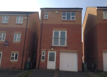 Thumbnail 4 bedroom town house to rent in Camberley Rise, West Bromwich