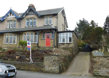 Thumbnail 4 bedroom semi-detached house for sale in Lister Avenue, Bradford