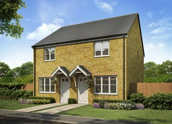 "Thumbnail 2 bed semi-detached house for sale in ""The Brampton"" at Occupation Lane, Keighley"