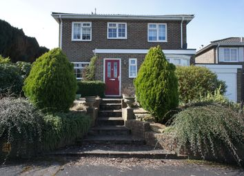 Thumbnail 4 bed detached house for sale in Yew Tree Close, Oakley, Basingstoke