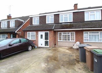 Thumbnail 5 bed semi-detached house for sale in Hunston Close, Luton